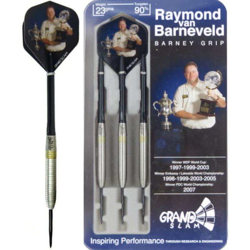 Barney Grip Multishark dartpijlen van Grandslam Darts