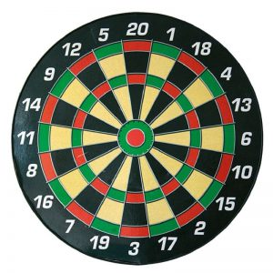 Magnetic dartbord van Bull's Germany Darts