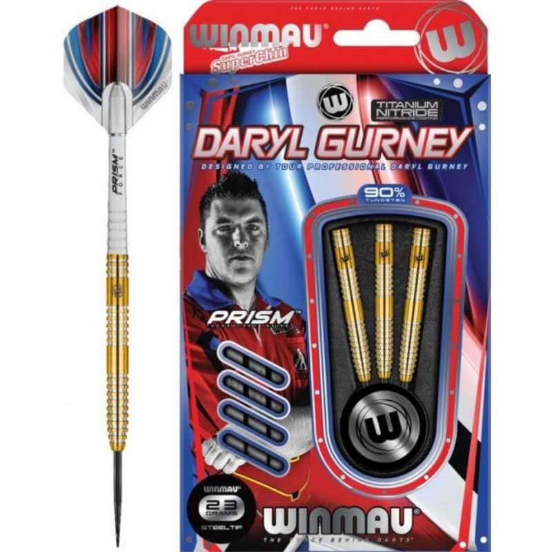 Daryl Gurney dartpijlen van WInmau Darts