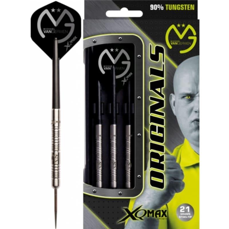 Michael van Gerwen Originele 90% tungsten dartpijlen van XQ-Max Darts