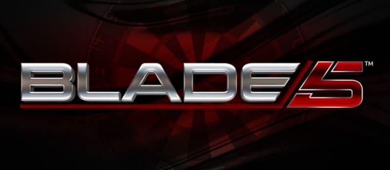 Winmau Blade 5 logo