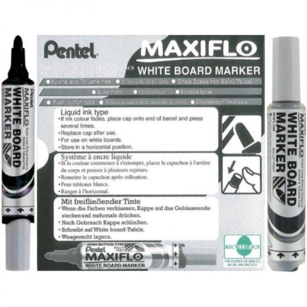 Pentel Maxiflo darts stiften