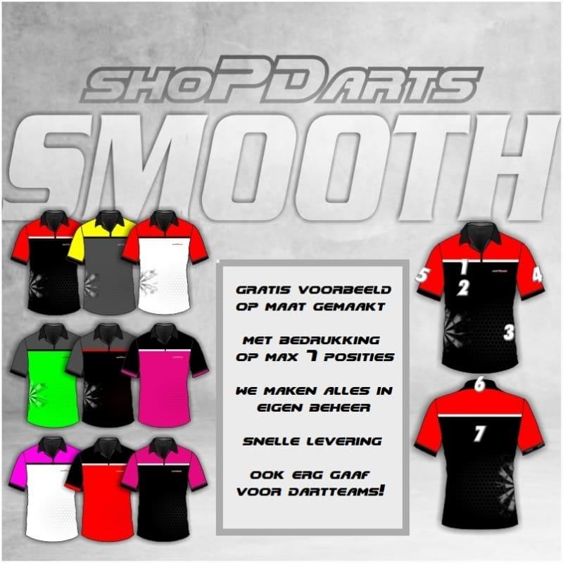 Shopdarts Smooth dartshirt laten maken