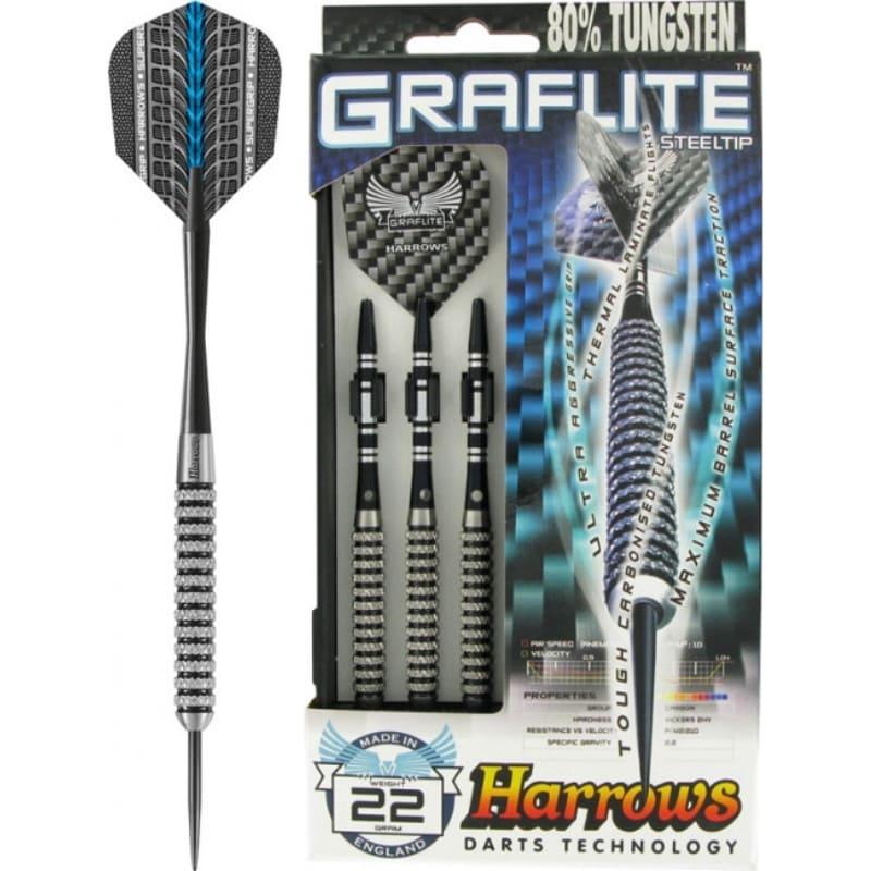 Harrows Graflite dartpijlen