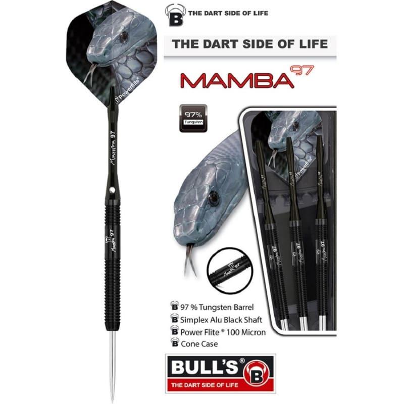 Bull's Germany Mamba 97 M1 dartpijlen