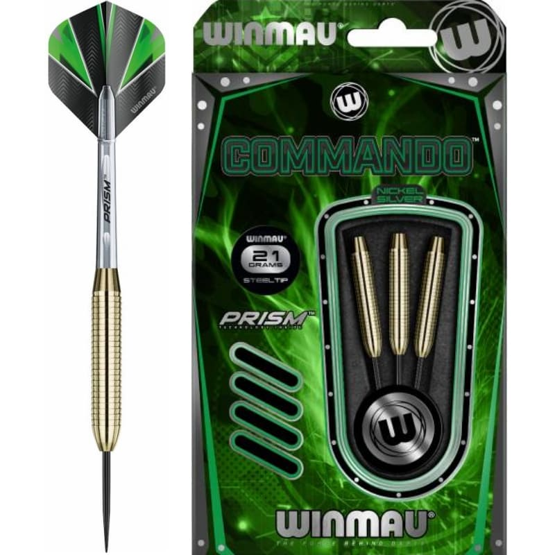 Winmau Commando dartpijlen