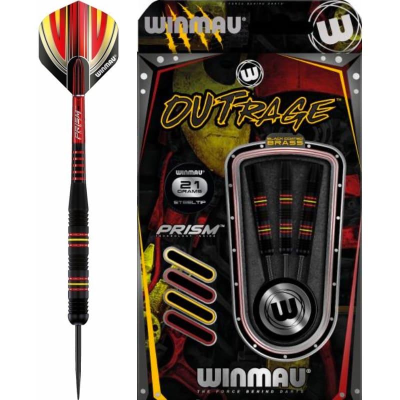 Winmau Outrage dartpijlen