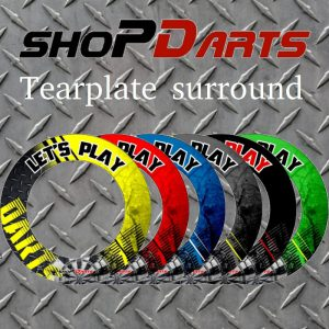 Shopdarts Tearplate surround
